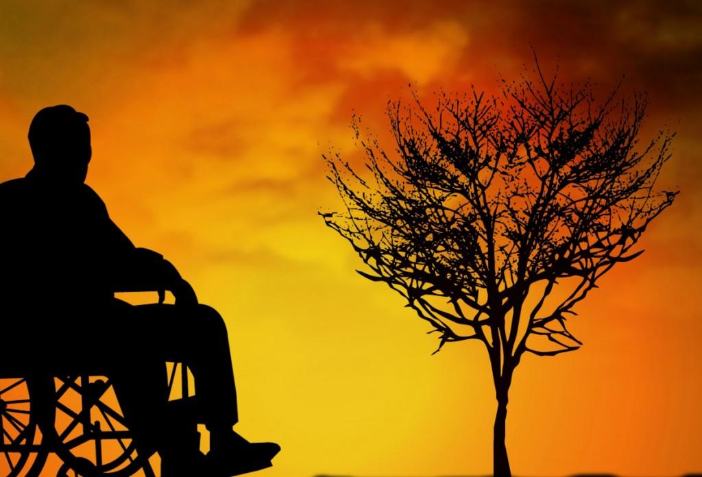 障害者の方の持つ不安